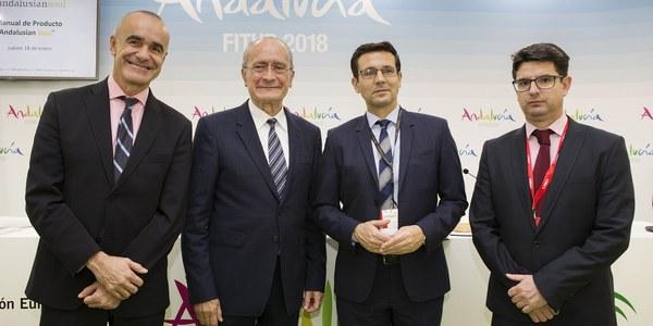 La marca turística Andalusian Soul se promocionará este año en las ferias profesionales de Singapur, Japón y Buenos Aires tras hacerlo en FITUR