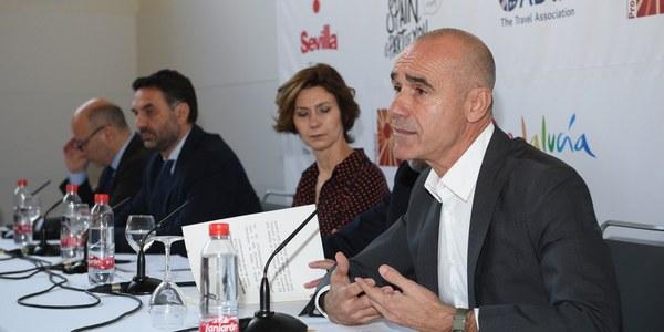 La mayor red de agencias y turoperadores del Reino Unido, ABTA, celebra su convención anual en Sevilla con medio millar de directivos y se convierte en oportunidad estratégica para reforzar un mercado en crecimiento para la capital andaluza