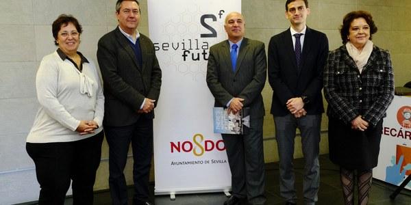 La plataforma Sevilla Futura lanza su primer proyecto para que emprendedores y pymes trabajen en soluciones tecnológicas con las compañías Cisco, Airbus e IBM