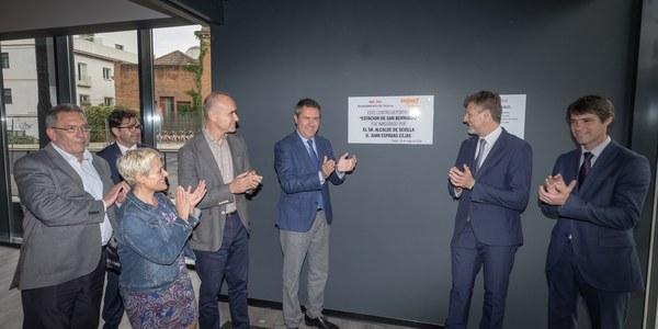La recuperación integral de la antigua estación de Cádiz concluye con la apertura del nuevo equipamiento deportivo y una inversión de 12,6 millones de euros