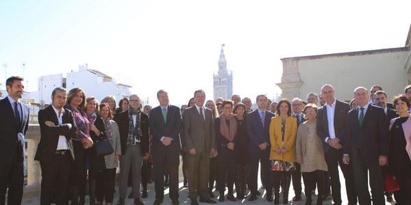 La Red de Ciudades AVE celebra su Asamblea General en Sevilla para hacer balance de 2017 e iniciar los trabajos de su plan estratégico para los próximos cuatro años