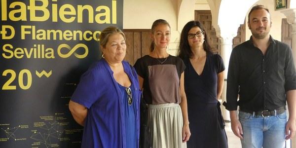 La relación entre flamenco y literatura, a debate en el Espacio Santa Clara