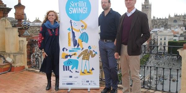 La VI edición del Sevilla Swing Festival desembarca en la ciudad del 5 al 8 de abril con conciertos del mejor swing, talleres y encuentros profesionales