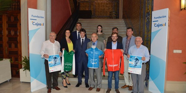 La XIII Challenge Vuelta Ciclista a Sevilla, que se enmarca en la programación de actividades de la Velá de Santiago y Santa Ana, se disputará el próximo fin de semana