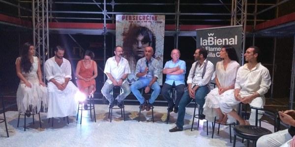 """La XX Bienal de Flamenco estrenará en su jornada inaugural una obra musical basada en """"Persecución"""", el mítico disco de Juan Peña 'El Lebrijano'"""