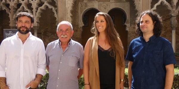 La XX Bienal propone diálogos entre distintas culturas en el Real Alcázar