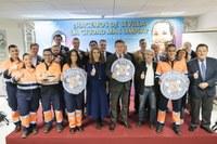 Lipasam lanza una estrategia  para implicar a toda la ciudadanía en la limpieza de la ciudad con respaldo de entidades vecinales, clubes deportivos, empresarios, comerciantes y hermandades