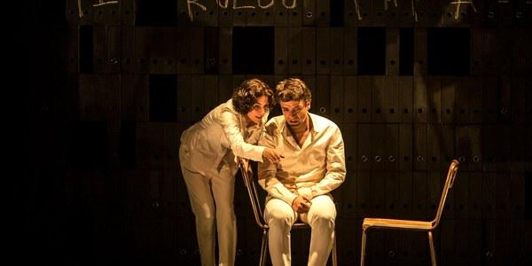 Llega al Lope de Vega 'Lorca, la correspondencia personal', dirigida por Juan Carlos Rubio