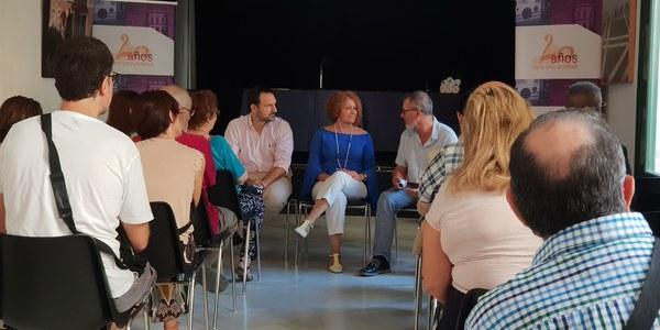 Los centros cívicos de Las Sirenas y San Julián celebran las dos décadas con programación cultural