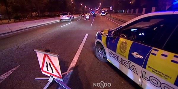 Los servicios de Emergencias del Ayuntamiento de Sevilla llevan a cabo cerca de 500  actuaciones en una Nochevieja sin graves incidencias ni heridos en accidentes de tráfico