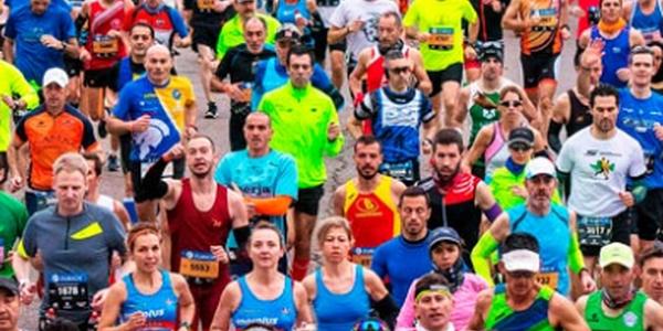 Marta Esteban y Javi Guerra confirman su presencia en la Zurich Maratón 2018