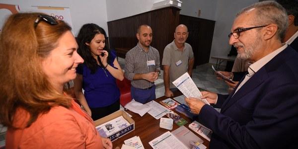 Más de 1.000 personas participan en la IV Feria de Empleo-Sevilla Norte que cuenta con la participación del Ayuntamiento para facilitar la inserción sociolaboral de personas desempleadas