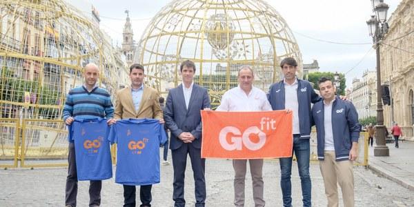 Más de 1.500 corredores participan en la San Silvestre Go-Git, que saldrá de la Plaza de España a las 09:45