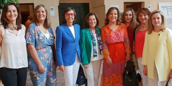 """Más de 200 representantes de colectivos y entidades participan en las """"Jornadas igualdad de género, conciliación y protección a las víctimas"""""""