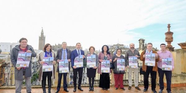 Más de 300 jugadores de 28 países participan en el XLIII Abierto Internacional de Ajedrez Ciudad de Sevilla