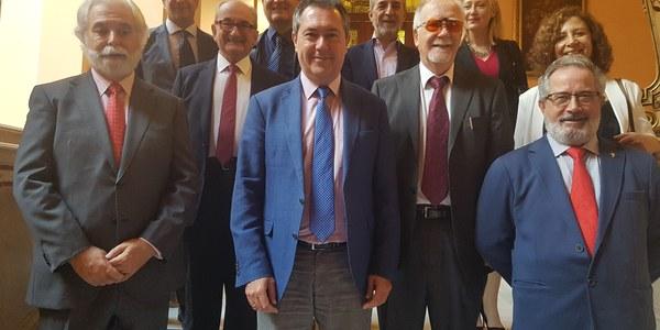 Más de 500 personas participan en el Congreso Europeo de Pacientes afectados por problemas en la mácula y la retina que se celebra en Sevilla