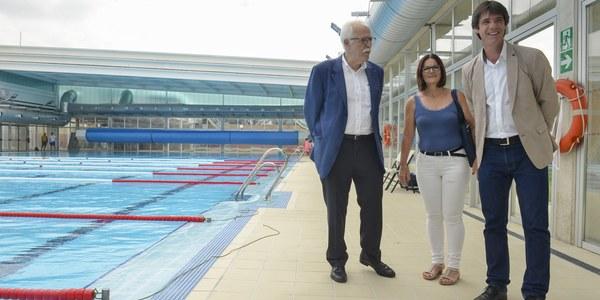 Más de 63.000 plazas en piscinas públicas municipales para el baño libre