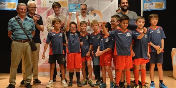 Más de un millón de euros de presupuesto para las Escuelas Deportivas