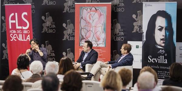 Murillo, protagonista de la Feria del Libro a través de conferencias y publicaciones