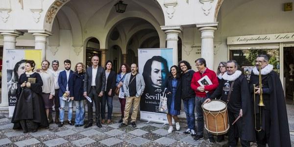 Murillo sale a la calle para dialogar con otras artes a través de un amplio programa de artes escénicas