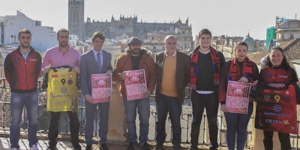 Música y Deporte se unirán el Día de Andalucía en el I Festival Benéfico Balonmano Triana
