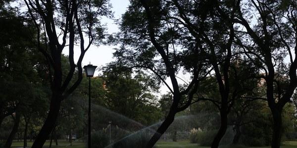 Nueva fase de inversiones en el Parque de Los Príncipes