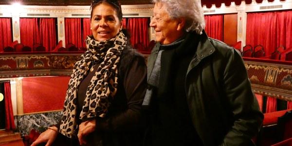 Pansequito y Aurora Vargas estrenan en el Teatro Lope de Vega 'Navidad Flamenca. Sevilla, El Puerto y Jerez'