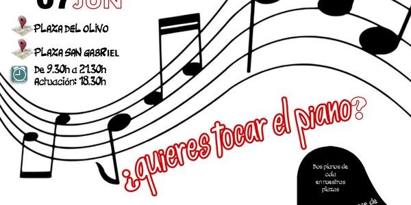Seis centros educativos del Distrito Macarena participan el proyecto de educación musical '¡Me toca!', una iniciativa de la Fundación Jesús Serra y el Concurso Internacional de Música María Canals