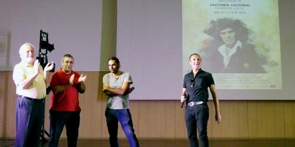Preestreno de la serie documental 'Camarón, de la Isla al mito' en Factoría Cultural