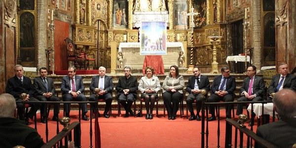 Pregón de Semana Santa de Triana 2018, de Esteban Romera Domínguez