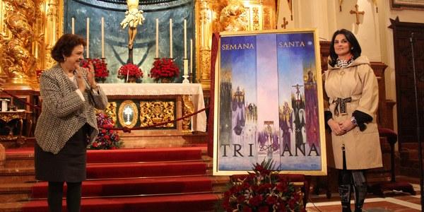 Presentación cartel Semana Santa de Triana