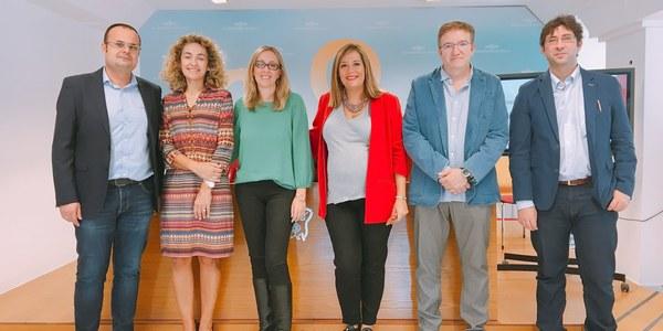 Presentación del informe sobre las pautas de ocio y tiempo libre entre los jóvenes de Sevilla