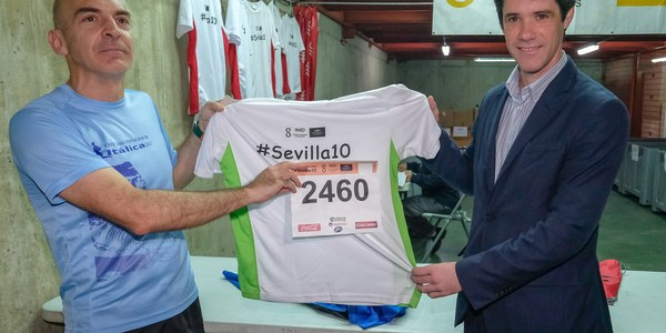 Presentadas las camisetas 2018 para las diferentes categorías del circuito #Sevilla10