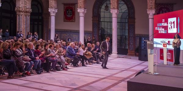 Programa de actividades culturales y cinematográficas en torno a la entrega de los Premios del Cine Europeo
