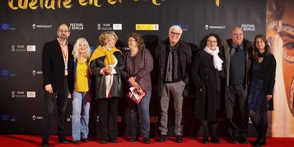 """Proyección del documental """"El silencio de los otros"""" en el Festival de Sevilla"""
