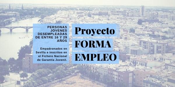 "Proyecto ""Forma Empleo"""