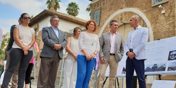 Proyectos de rehabilitación de la Hacienda de Miraflores y del Pabellón de Ingresos de Ranilla