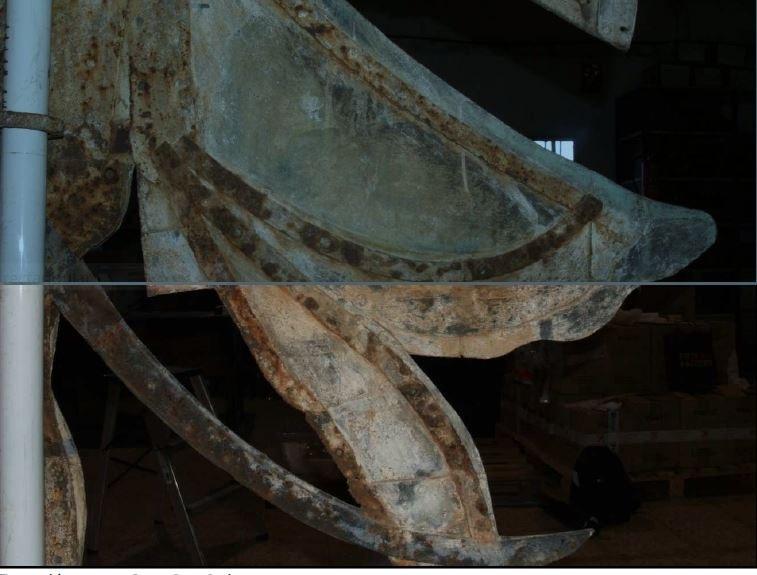 restauracion miguelete artilleria