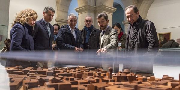 Se inaugura 'Los Neve: mercaderes, hidalgos y mecenas en la época de Murillo', la quinta muestra del cuarto centenario del pintor