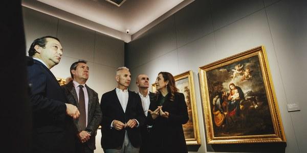 Se inaugura en el Museo de Bellas Artes 'Murillo. IV Centenario', la mayor antológica dedicada al genio del Barroco y la primera en su ciudad