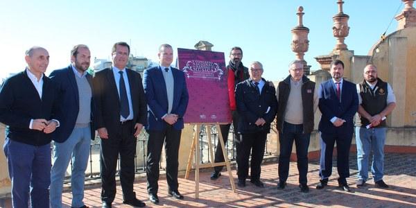 Sevilla acoge desde el próximo 24 de noviembre y hasta el 3 de diciembre el V Congreso Nacional de Bandas de Música Procesional 'Ciudad de Sevilla' con la participación de más de 5.000 músicos procedentes de toda España