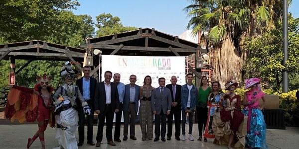 Sevilla acoge el evento benéfico Enmascarado 2018 que recaudará fondos para la investigación contra el cáncer