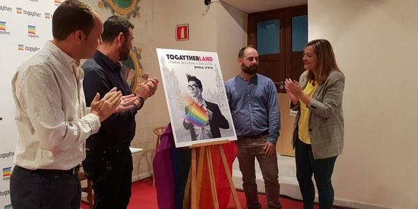 Sevilla acoge el I Festival de Cultura y Ocio LGBT+ Togaytherland que albergará el Espacio Santa Clara