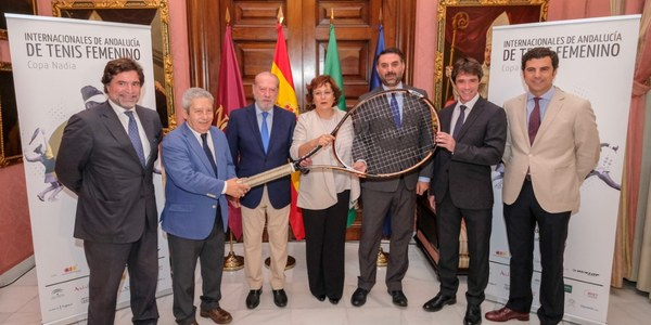 Sevilla acoge la III edición de la Copa Nadia que se incluye en el circuito de la Federación Internacional de Tenis