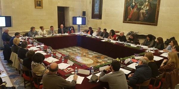 Sevilla acoge la primera reunión como ciudad coordinadora de la Red Estatal de Ciudades Educadoras 2018-2020