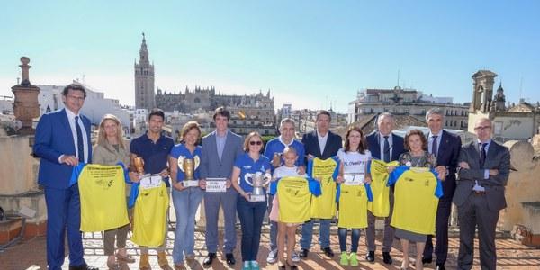 Sevilla acoge la VI Carrera 'Tus kilómetros nos dan vida' que recauda fondos contra el cáncer infantil