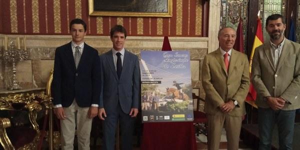 Sevilla acoge la VIII Gran Semana del Angloárabe del 20 al 23 de septiembre