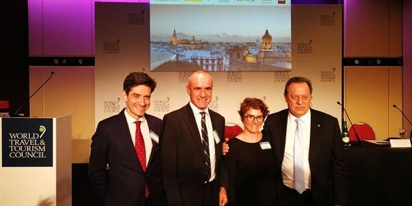 Sevilla acogerá la próxima edición del WTTC en 2019