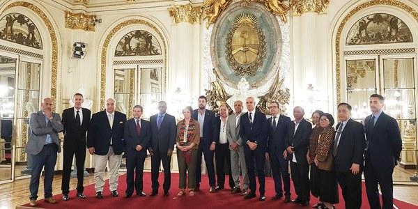 Sevilla acude a la cumbre mundial de la Red de Ciudades Magallánicas que se celebra esta semana en Argentina