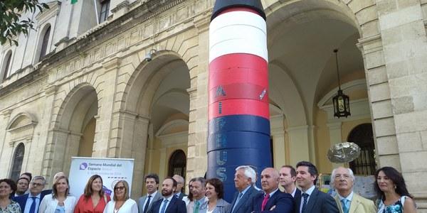 Sevilla celebra la Semana Mundial del Espacio con más de 20 actividades